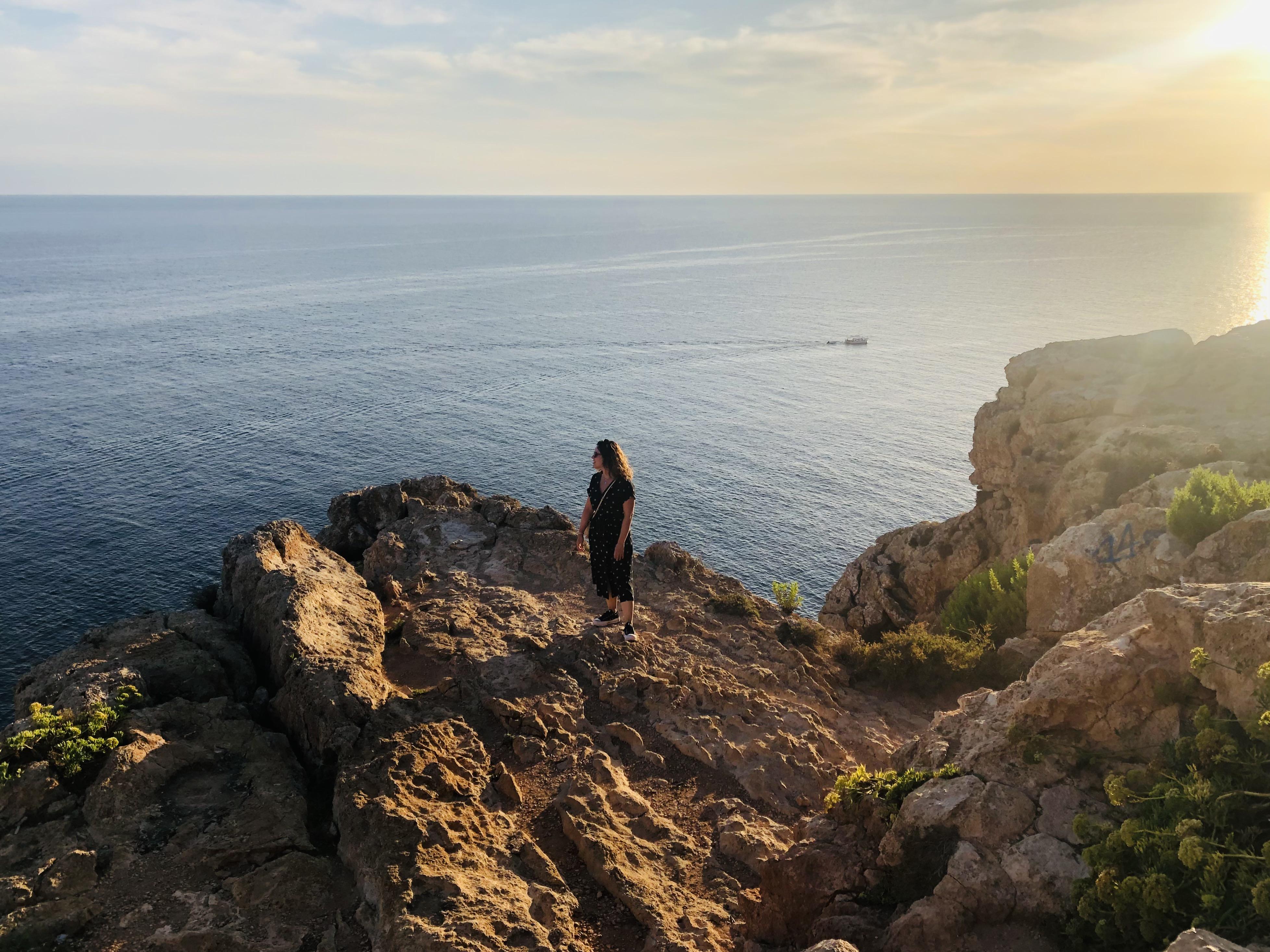 La cova foradada (Formentera)