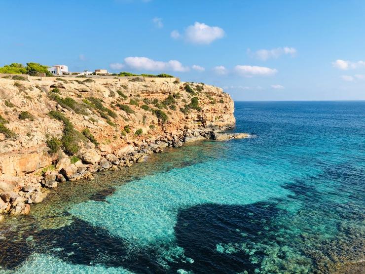 Cala Envasté (Formentera)
