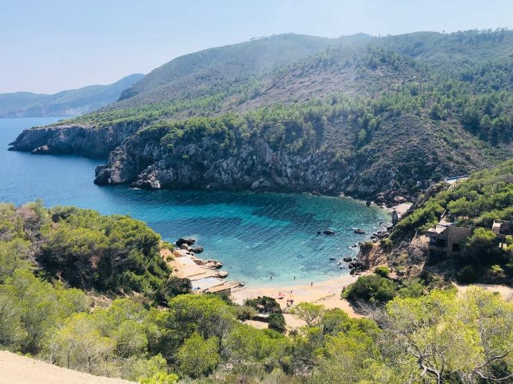 Cala d'en Serra (Ibiza)