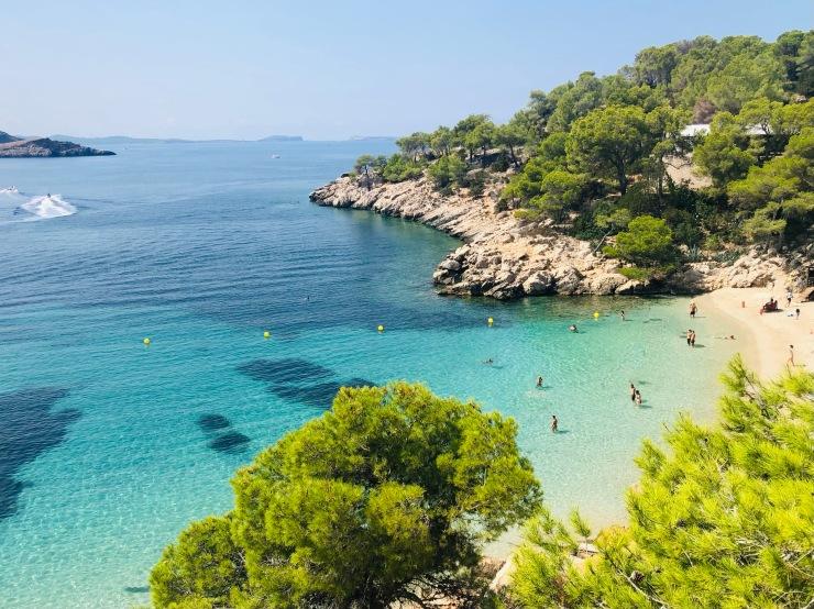 Cala Saladeta (Ibiza)