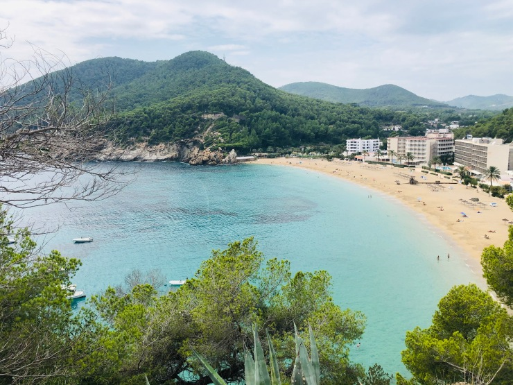 Cala de Sant Vicent (Ibiza)