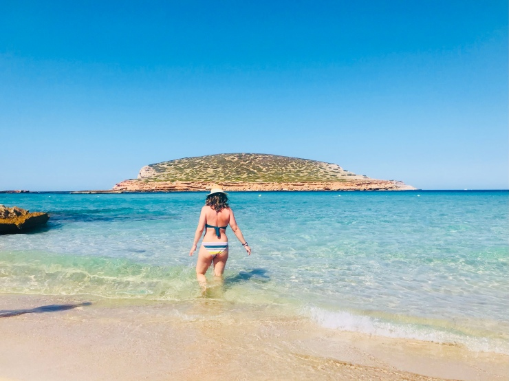Platges de Comte (Ibiza)