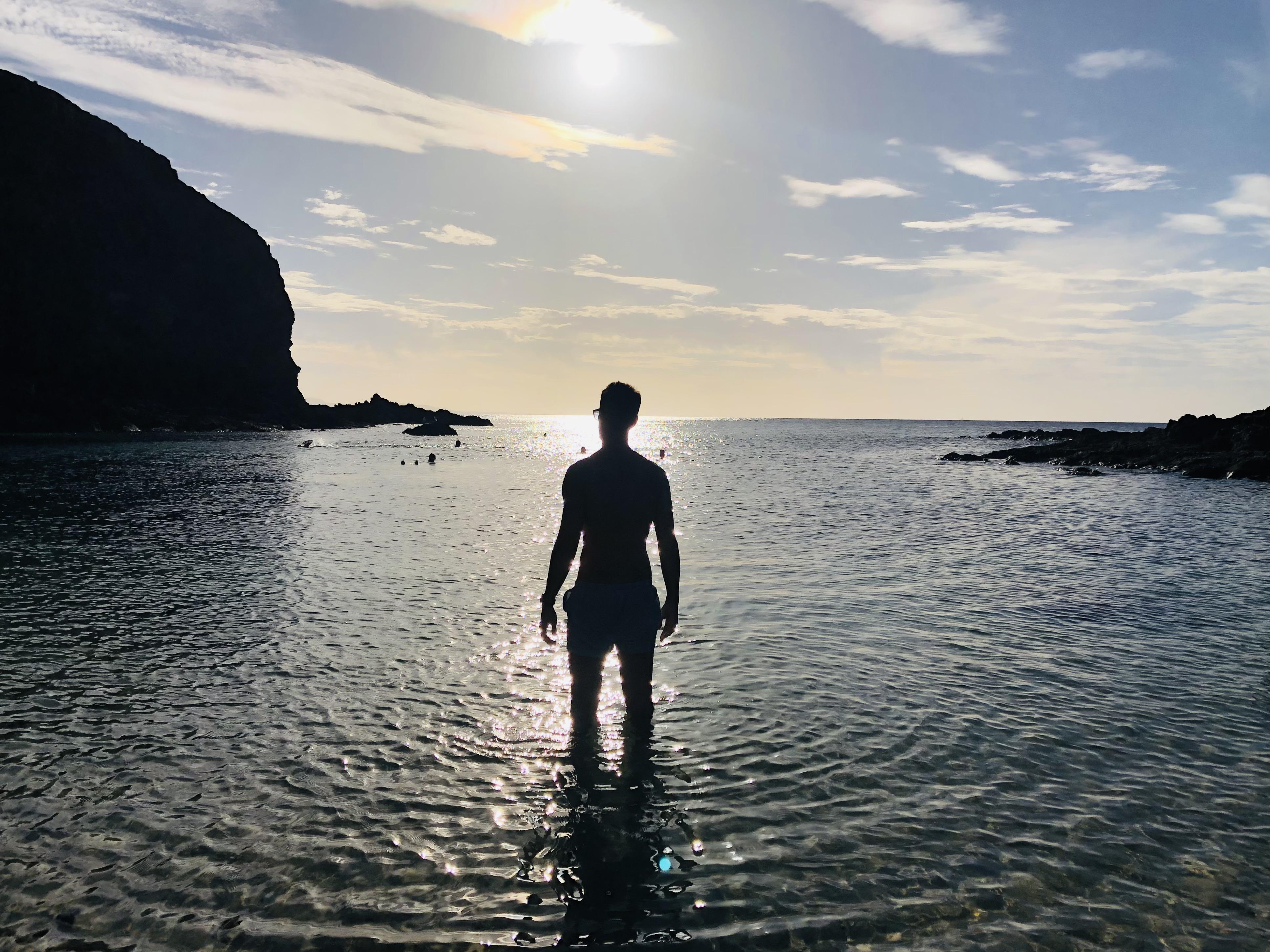 Playa EL Papagayo (Lanzarote)