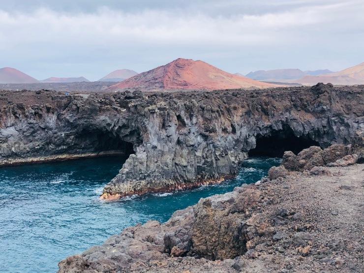 Los Hervideros (Lanzarote)