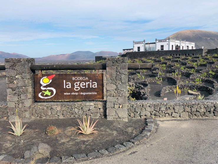 Bodega La Geria (Lanzarote)